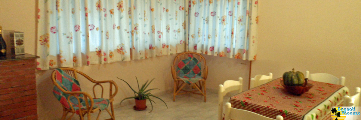 Appartamento Infreschi Salotto