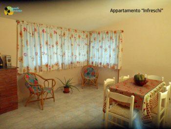 Appartamento Infreschi - Marina di Camerota